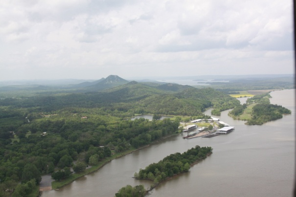 Little Rock Yacht Club Aerial Photo 2